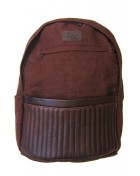 Dark Horse Bourbon Backpack Brown Kudu Leather