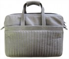 New Dark Horse Briefcase - Bourbon13 in Grey