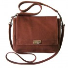 Martini Handbag in Genuine Leather by Dark Horse