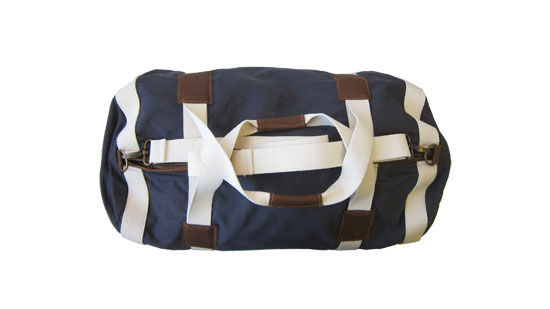 Dark Horse Duffel Bag - Hemp Canvas