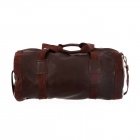 Dark Horse Kudu Leather Duffel Bag
