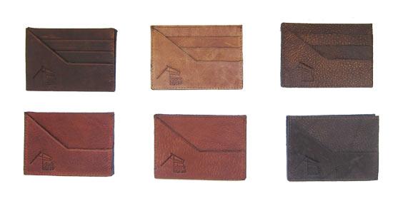 Dark Horse - Leather Card Holder » Dark Horse