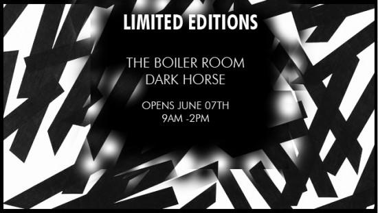 Dark Horse at the Boiler Room
