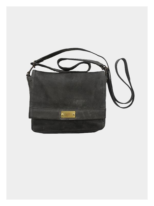 Martini Handbag Charcoal