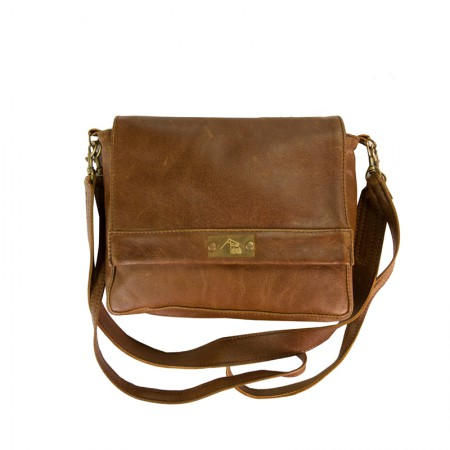 Designer leather ladies handbag by Dark Horse. The perfect handbag for day to day use.