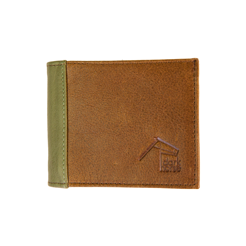 Men's Timbre Wallet  Monsoon Straw/Green