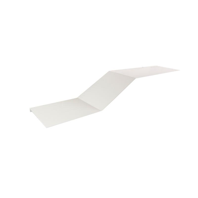Angled Shelf – White