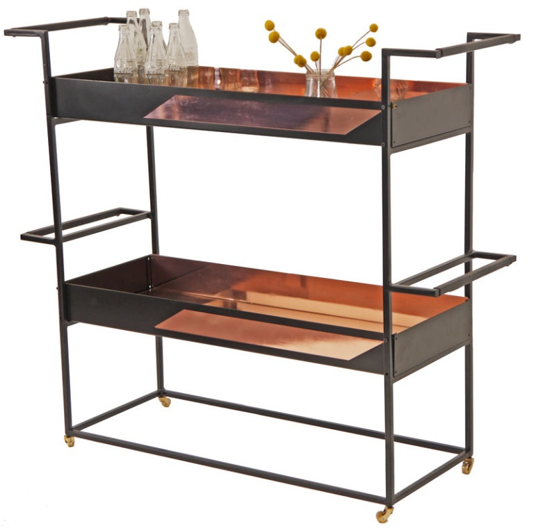 Large Bar Cart