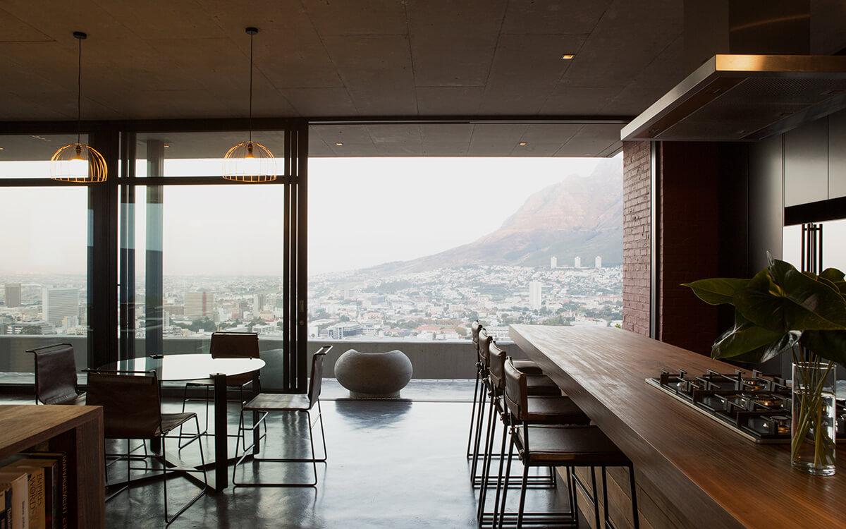 Modern Kitchen Seating by Dark Horse