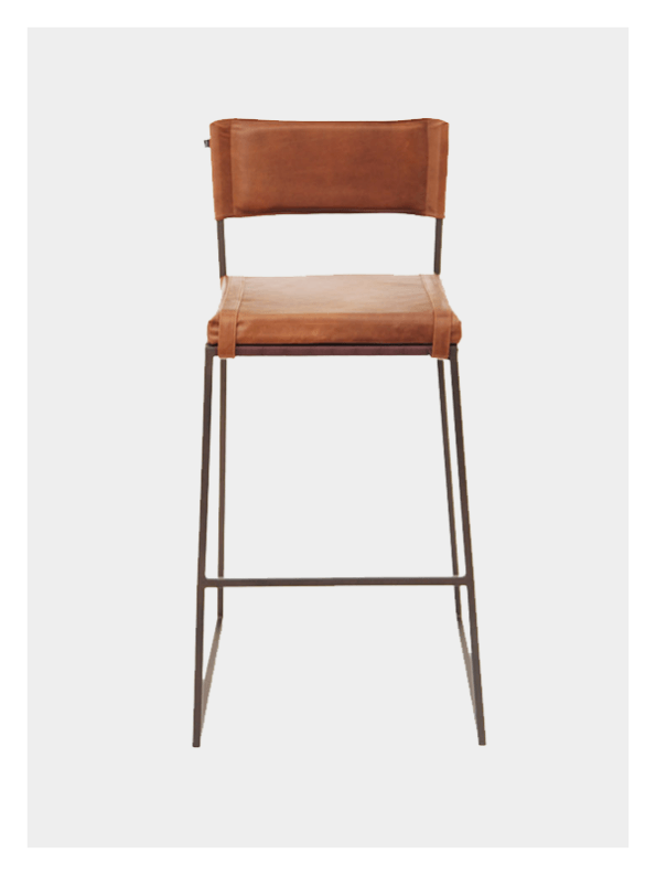 Stretch Back  Chair Tall – MS Tan