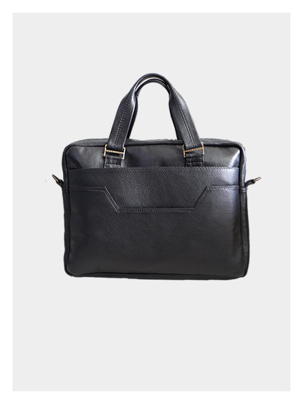 Bern Briefcase – Black