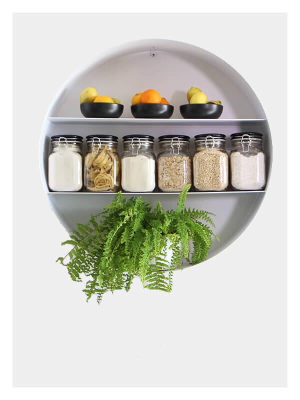 Circle Storage Shelf