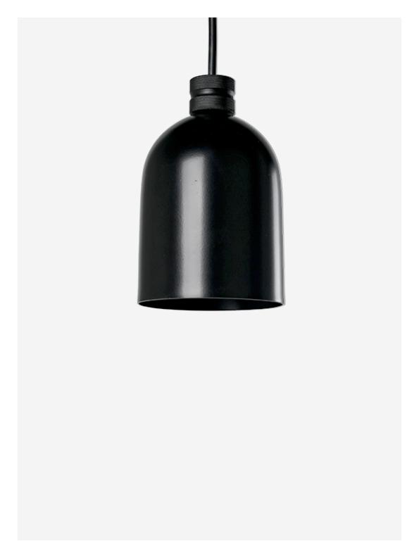 Black Knuckle Light – Pendant