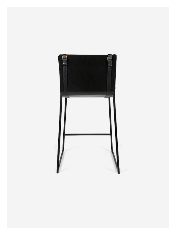 Leather Dinning Chair by Dark Horse
