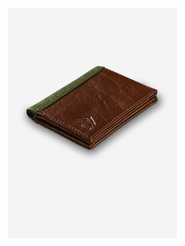 Don Wallet – Tan and Olive