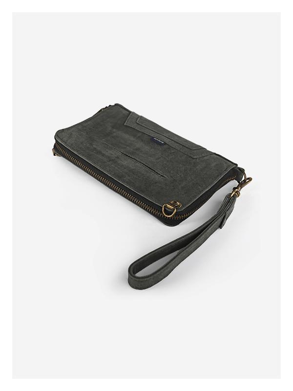 Origami Wallet – Grey