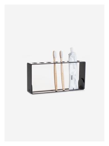 Tooshbrush Stand: Black - Large