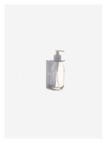 Single soap dispenser