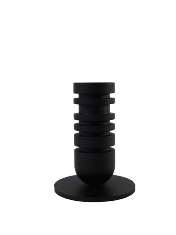 modern candlestick holder